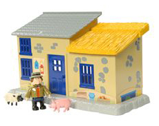 Alf Thompsons Barn Playset