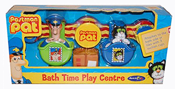 Postman Pat Bath Time Play Centre by Born to Play