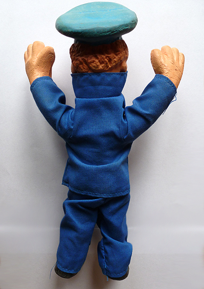 Bendy Toys Postman Pat Figure