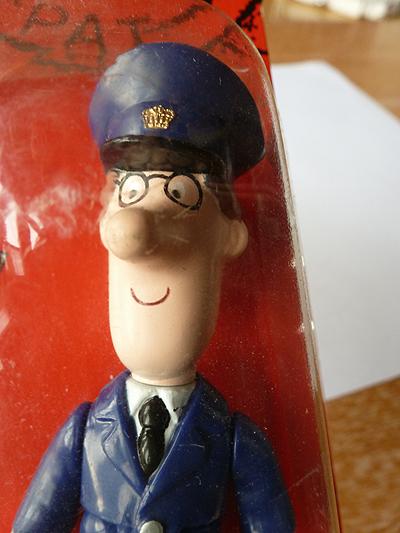 Dapol Postman Pat