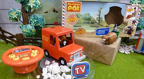 RC Postman Pat's Van