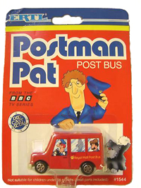 Post Bus by ERTL