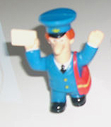Postman Pat made for McDonalds Corp