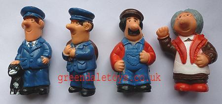 Pictoys Postman Pat Figures