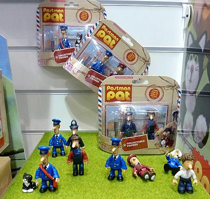 Postman Pat Figures