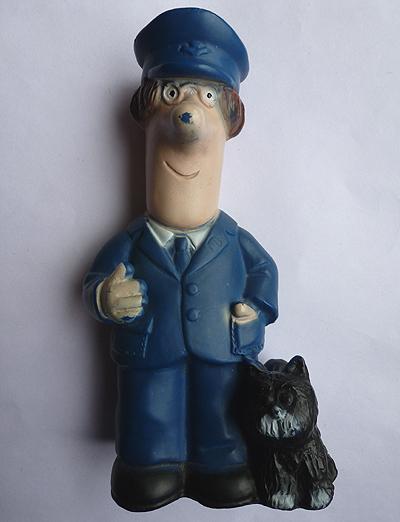 Postman Pat by Baron Manufacturing