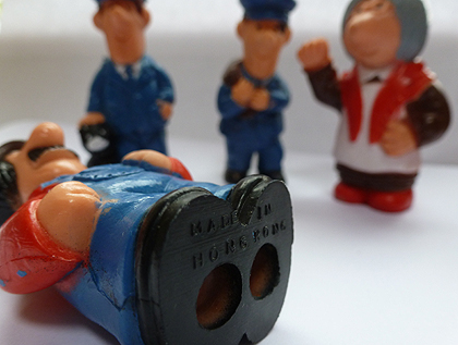 Postman Pat Figures by Pic Toys