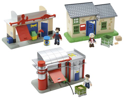 Postman Pat Playset Toys