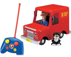 Remote Control Pat 1 Postman Pat Van by Born to Play