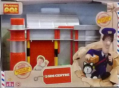 Sorting Office Playset Postman Pat Toys