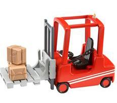 Postman Pat Forklift Truck
