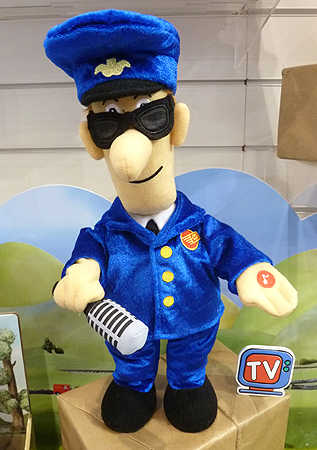 Show Business Postman Pat