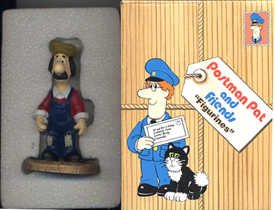 Ted Glen Figurine Woodland Animations 1999