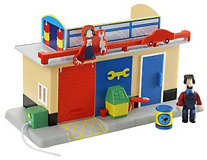 Ted Glen's Garage Playset
