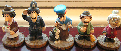 Postman Pat and Friends Figurines